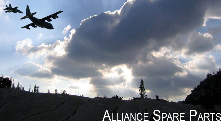 alliance airplane spare parts